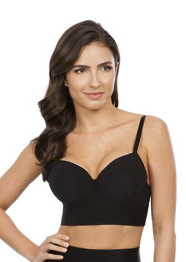 Sutia Beauty Bra Shape & Shine Pliè Black