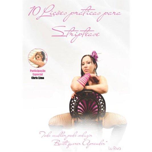 DVD 10 Lições Práticas Para Strip Tease