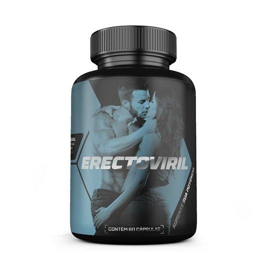 Suplemento Mineral Masculino Erectoviril - Energético Sexual - 60 Cápsulas