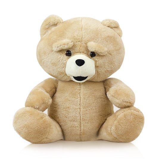 Urso Ted em Pelúcia com Compartimento Secreto com Pênis e Cadeado