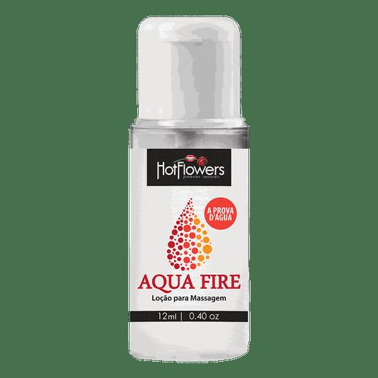 Lubrificante Siliconado Aqua Fire