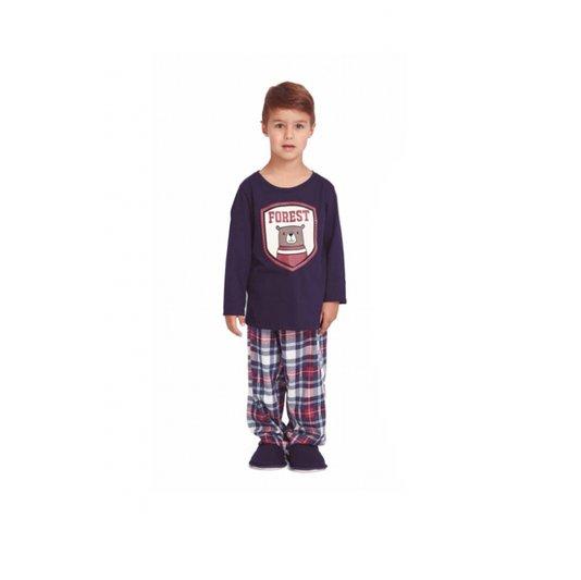 Pijama Menino Longo Infantil