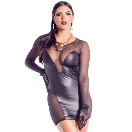 Vestido Sensual Satine Un