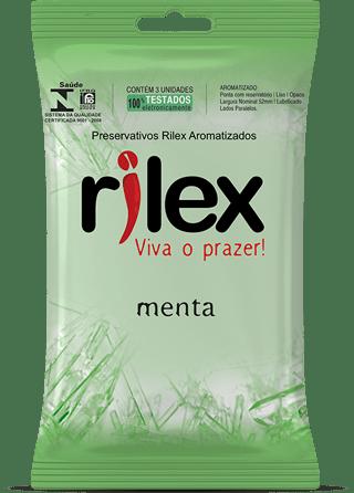 Preservativo Rilex Aromatizado Menta