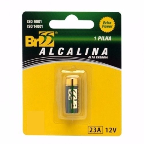 Pilha Alcalina 12V 23A