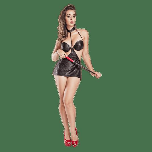 Vestido Sensual Submissa