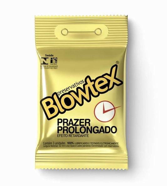 Preservativo Blowtex Retardante