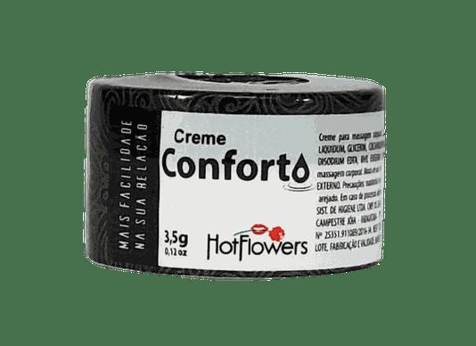 Creme Excitante Unissex Conforto