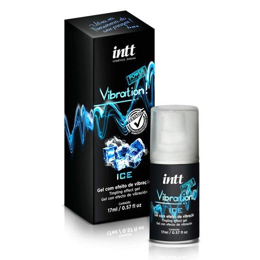 Vibrador Liquido para Sexo Oral Vibration Power Extra Forte Ice