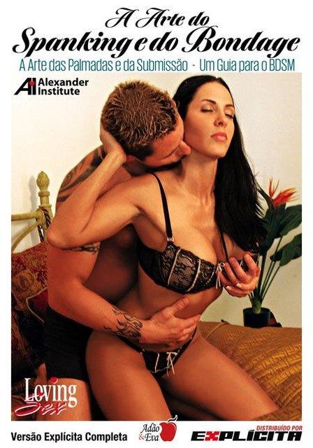 DVD Loving Sex - A Arte do Spanking e do Bondage