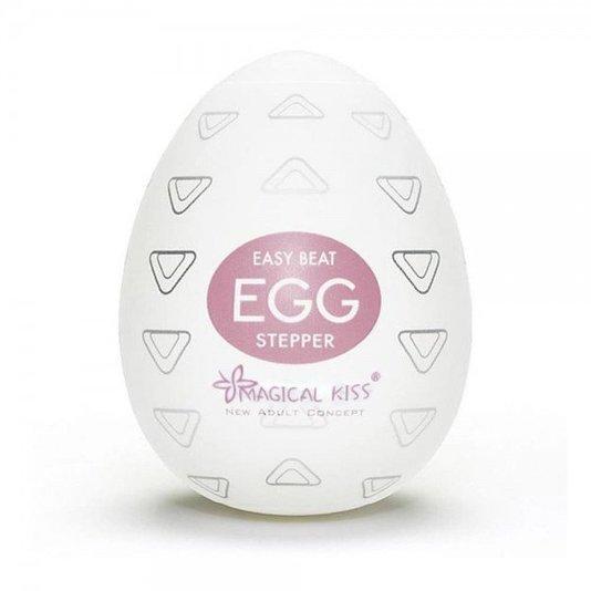Masturbador Egg Magical Kiss Stepper