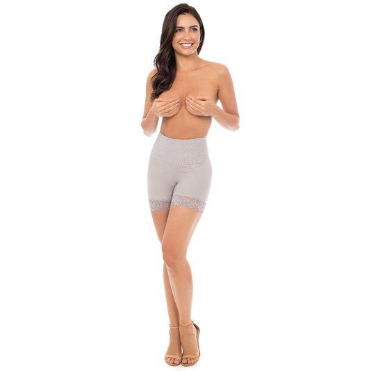 Shorts Modelador Fancy Plié Lavanda