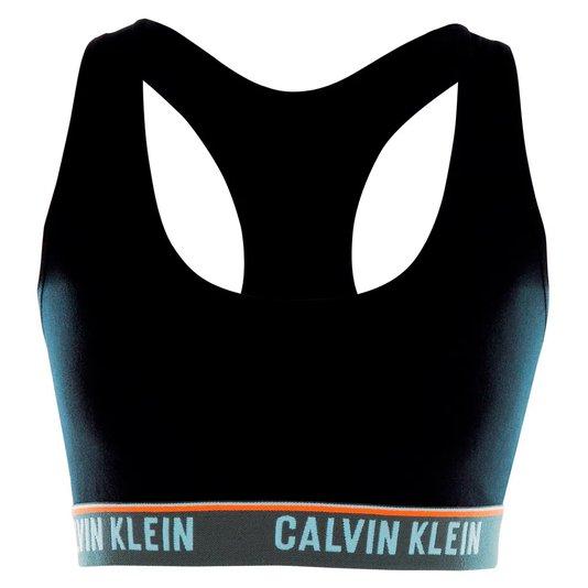 Sutiã Top Nadador Cotton Calvin Klein Preto