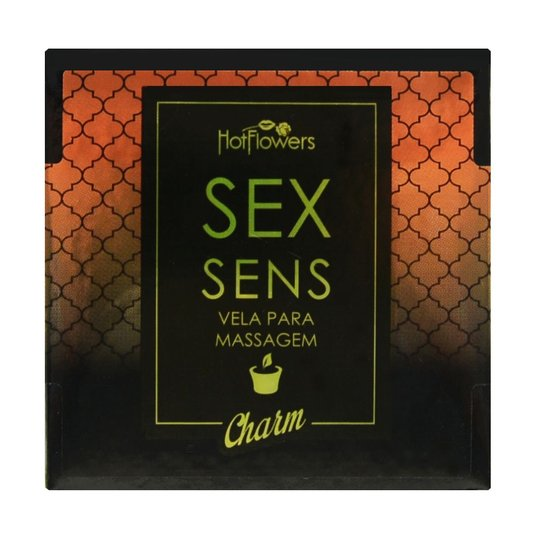 Vela Sex Sens Hot Flowers Charm