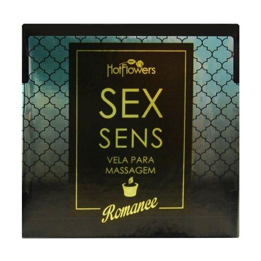 Vela Sex Sens Hot Flowers Romance