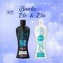 Kit Especial Banho Ele & Ela - Sabonete Masculino e Feminino